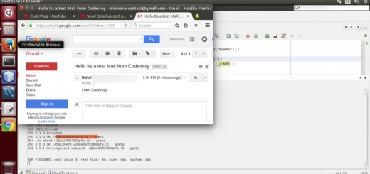 GMail(smtp.gmail.com) using C programming SSL
