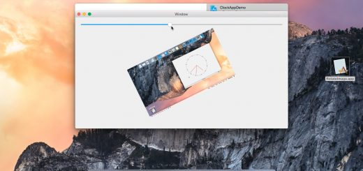 Rotate Image using Objective C and Cocoa Framework
